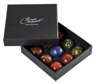 Галактика – коллекция шоколадных конфет от шефа Пьера Шове